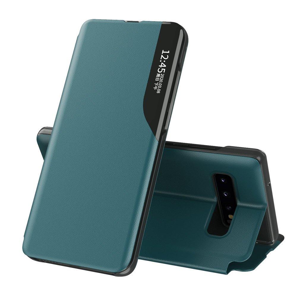Pokrowiec Smart View Flip Cover zielony Samsung Galaxy S10