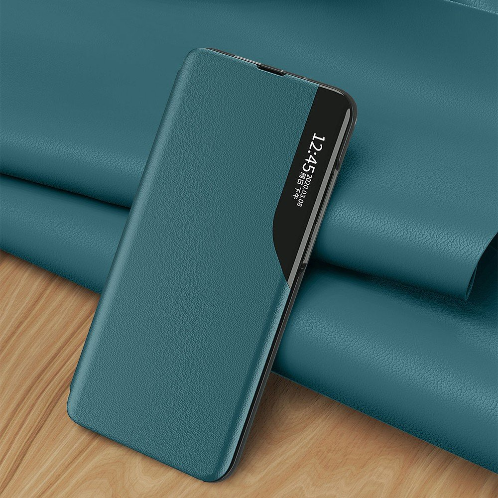 Pokrowiec Smart View Flip Cover zielony Samsung Galaxy S10 / 8