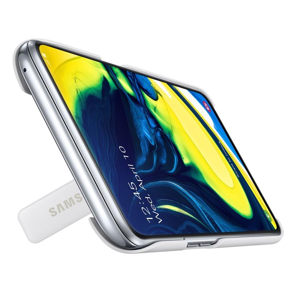 Samsung etui Standing Cover do A80 białe Samsung Galaxy A80 / 5