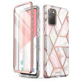 etui Supcase Cosmo marble do Samsung Galaxy S20 FE 5G