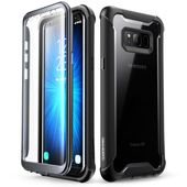 etui Supcase IBLSN Ares Czarne do Samsung Galaxy S8