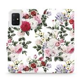 Mobiwear Md01s Floral do Samsung Galaxy A51