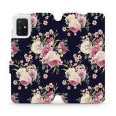 Mobiwear V068p Wild Roses do Samsung Galaxy A51