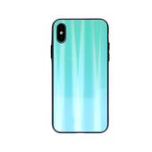 Nakładka Aurora Glass miętowa do Xiaomi Redmi Note 9