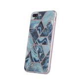 Nakładka Geometric Marmur niebieska do Samsung S20 Plus
