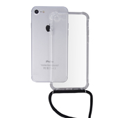 Nakładka z tasiemką czarna do Samsung S20