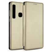 Pokrowiec Beline Magnetic Book złoty do Samsung Galaxy S9 Plus