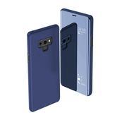 Pokrowiec clear view cover niebieski do Samsung Galaxy Note 10 Lite