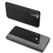 Pokrowiec Clear View czarny do Samsung Galaxy S21 5G