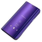Pokrowiec Clear View fioletowy do Samsung Galaxy S8