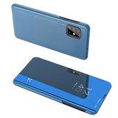 Pokrowiec Clear View niebieski do Samsung A51 5G