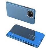 Pokrowiec Clear View niebieski do Xiaomi Mi 11 Lite 5G