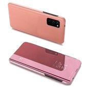 Pokrowiec Clear View różowy do Samsung A32 5G