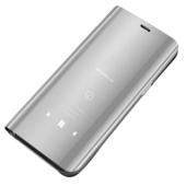 Pokrowiec Clear View srebrny do Samsung Galaxy S8