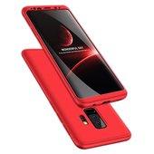 Pokrowiec GKK 360 Protection Case czerwony do Samsung Galaxy S9 Plus