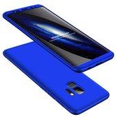 Pokrowiec GKK 360 Protection Case niebieski do Samsung Galaxy S9