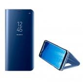 Pokrowiec inteligentny Clear View niebieski do Samsung Galaxy S20 FE