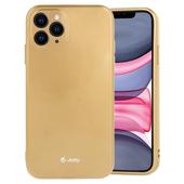 Pokrowiec Jelly Case złoty do Samsung Galaxy M21