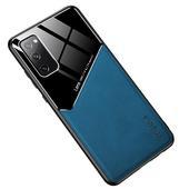 Pokrowiec Lens Case granatowy do Samsung Galaxy A51