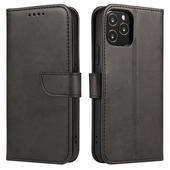 Pokrowiec Magnet Fancy Case czarny do Samsung Galaxy S10 Plus