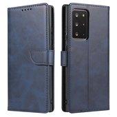 Pokrowiec Magnet Fancy Case niebieski do Samsung Galaxy Note 20 Ultra