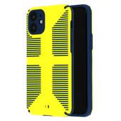 Pokrowiec pancerny Grip Case żółty do Samsung Galaxy A71