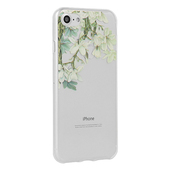 Pokrowiec silikonowy Telone Floral wzór Jasmine do Samsung Galaxy S7