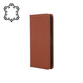 Pokrowiec skórzany Smart Pro do Samsung A80 / A90 brązowy do Samsung Galaxy A80