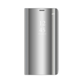 Pokrowiec Smart Clear View srebrny do Samsung A32 5G