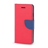 Pokrowiec Smart Fancy do Samsung A10 czerwono-granatowy do Samsung Galaxy A10