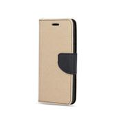 Pokrowiec Smart Fancy do Samsung A10 złoto-czarny do Samsung Galaxy A10