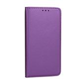 Pokrowiec Smart Magnet Book fioletowa do Samsung Galaxy S10
