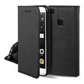 Pokrowiec smart magnet case czarny do Samsung Galaxy M21