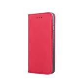 Pokrowiec Smart Magnet czerwony do Huawei P30 Lite