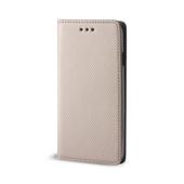Pokrowiec Smart Magnet złoty do Samsung Galaxy S7 Edge
