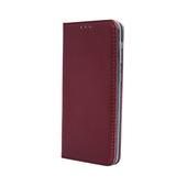 Pokrowiec Smart Magnetic do LG K61 burgundowy do LG K61