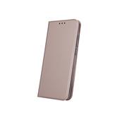 Pokrowiec Smart Skin różowo złoty do Motorola Moto E7 Plus