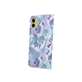 Pokrowiec Smart Trendy Frozen Leaves 2 do Huawei Mate 10 Lite