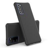 Pokrowiec Soft Case czarny do Samsung Galaxy M51
