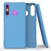 Pokrowiec Soft Case niebieski do Huawei P30 Lite