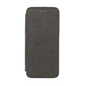 Pokrowiec Vennus Book Cotton czarny do Samsung Galaxy S9