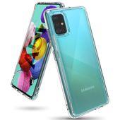 Ringke Fusion Galaxy A51 Przeźroczyste do Samsung Galaxy A51