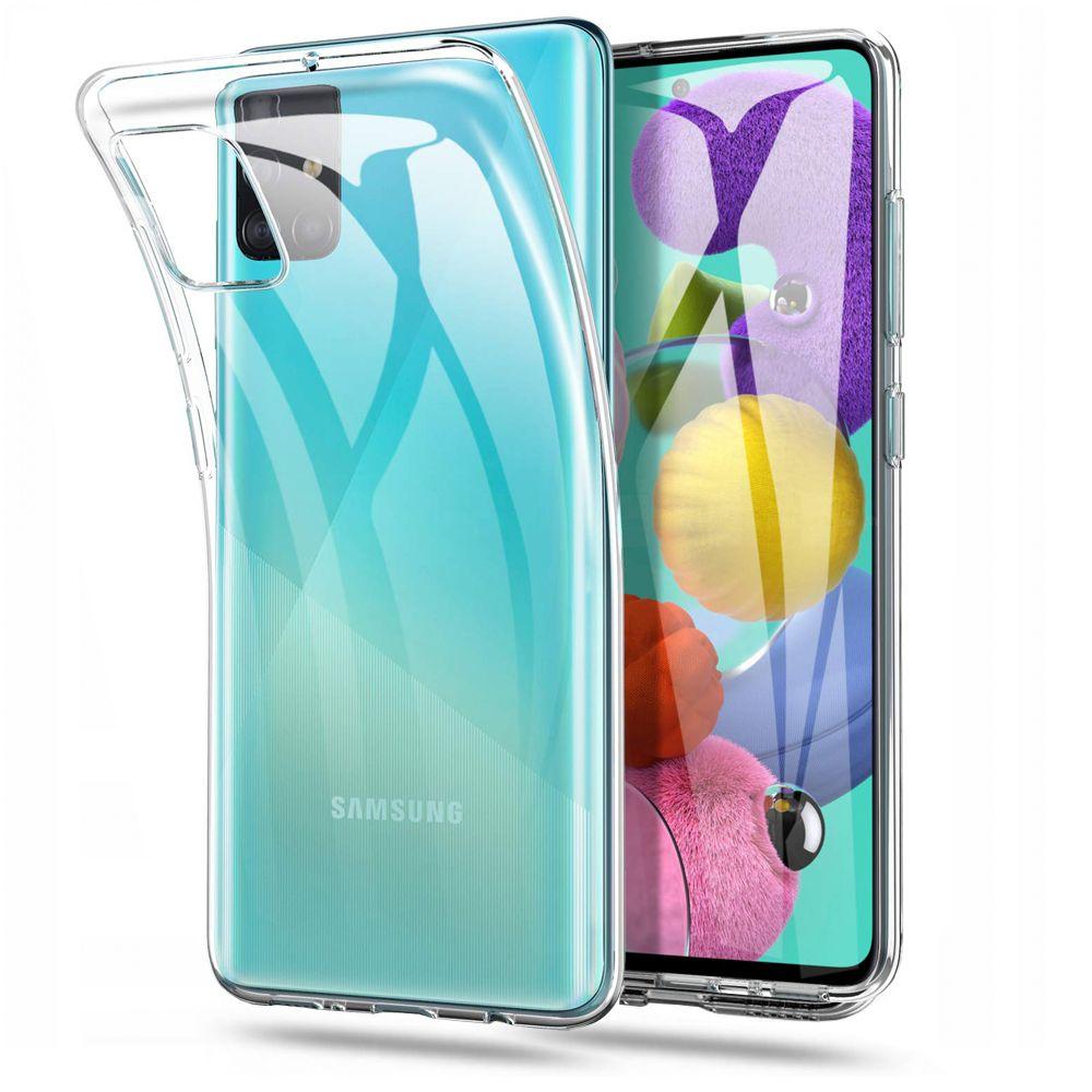 Tech-protect Flexair Crystal Samsung Galaxy A51