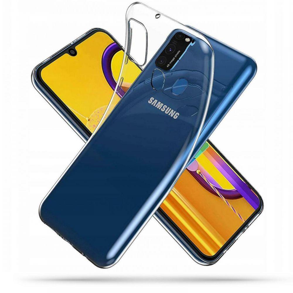 Tech-protect Flexair Galaxy M21 Crystal Samsung M21