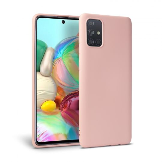 Tech-protect Icon Galaxy M31s Różowe Samsung M31s