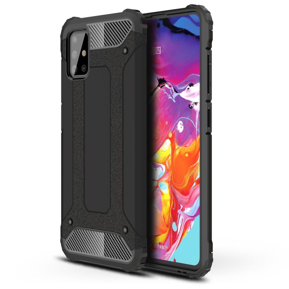 Tech-protect Xarmor Galaxy M31s Czarne Samsung M31s